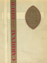 1959 Edition, Calvert Hall College High School - Cardinal and Gold Yearbook (Baltimore, MD)