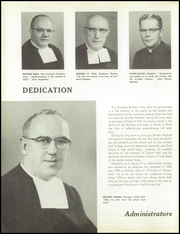 Page 14, 1959 Edition, Calvert Hall College High School - Cardinal and Gold Yearbook (Baltimore, MD) online yearbook collection