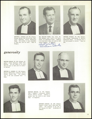 Page 17, 1959 Edition, Calvert Hall College High School - Cardinal and Gold Yearbook (Baltimore, MD) online yearbook collection