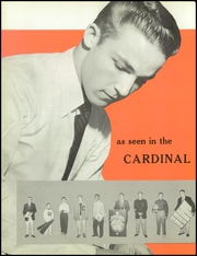 Page 6, 1959 Edition, Calvert Hall College High School - Cardinal and Gold Yearbook (Baltimore, MD) online yearbook collection