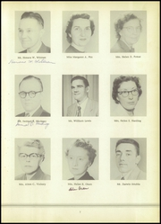 Page 11, 1955 Edition, Rising Sun High School - Ray Yearbook (North East, MD) online yearbook collection