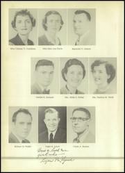 Page 12, 1955 Edition, Rising Sun High School - Ray Yearbook (North East, MD) online yearbook collection