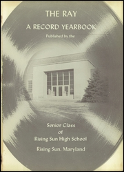 Page 5, 1955 Edition, Rising Sun High School - Ray Yearbook (North East, MD) online yearbook collection