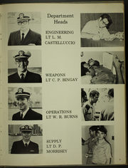 Page 13, 1973 Edition, Meyerkord (DE 1058) - Naval Cruise Book online yearbook collection
