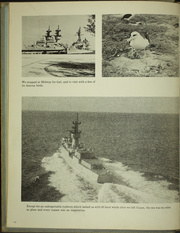 Page 16, 1973 Edition, Meyerkord (DE 1058) - Naval Cruise Book online yearbook collection