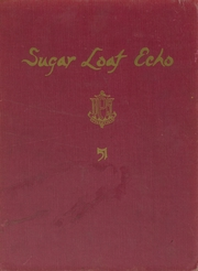 1951 Edition, Poolesville High School - Sugar Loaf Echo Yearbook (Poolesville, MD)
