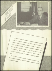 Page 11, 1952 Edition, Washington High School - Hatchet Yearbook (Princess Anne, MD) online yearbook collection