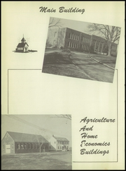Page 12, 1952 Edition, Washington High School - Hatchet Yearbook (Princess Anne, MD) online yearbook collection