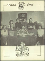 Page 16, 1952 Edition, Washington High School - Hatchet Yearbook (Princess Anne, MD) online yearbook collection
