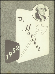 Page 7, 1952 Edition, Washington High School - Hatchet Yearbook (Princess Anne, MD) online yearbook collection