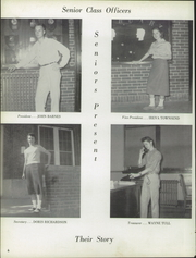 Page 10, 1958 Edition, Washington High School - Hatchet Yearbook (Princess Anne, MD) online yearbook collection