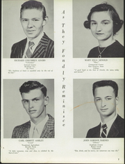 Page 11, 1958 Edition, Washington High School - Hatchet Yearbook (Princess Anne, MD) online yearbook collection