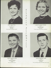 Page 13, 1958 Edition, Washington High School - Hatchet Yearbook (Princess Anne, MD) online yearbook collection