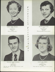 Page 15, 1958 Edition, Washington High School - Hatchet Yearbook (Princess Anne, MD) online yearbook collection