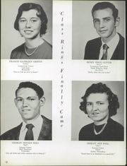 Page 16, 1958 Edition, Washington High School - Hatchet Yearbook (Princess Anne, MD) online yearbook collection