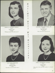 Page 17, 1958 Edition, Washington High School - Hatchet Yearbook (Princess Anne, MD) online yearbook collection
