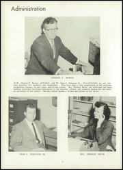 Page 10, 1957 Edition, North Dorchester High School - Keneu Yearbook (Hurlock, MD) online yearbook collection