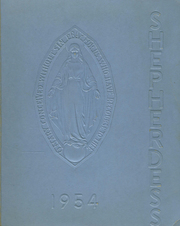 1954 Edition, Seton High School - Shepherdess Yearbook (Baltimore, MD)