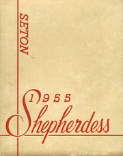 1955 Edition, Seton High School - Shepherdess Yearbook (Baltimore, MD)