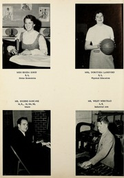 Page 10, 1955 Edition, Pocomoke High School - Papoose Yearbook (Pocomoke City, MD) online yearbook collection