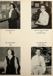 Page 11, 1955 Edition, Pocomoke High School - Papoose Yearbook (Pocomoke City, MD) online yearbook collection