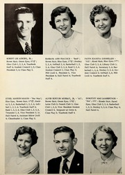 Page 14, 1955 Edition, Pocomoke High School - Papoose Yearbook (Pocomoke City, MD) online yearbook collection