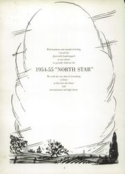 Page 6, 1955 Edition, Northern Garrett High School - North Star Yearbook (Accident, MD) online yearbook collection