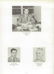 Page 9, 1955 Edition, Northern Garrett High School - North Star Yearbook (Accident, MD) online yearbook collection