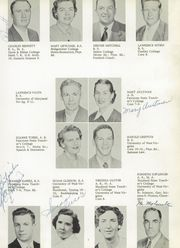 Page 11, 1956 Edition, Northern Garrett High School - North Star Yearbook (Accident, MD) online yearbook collection