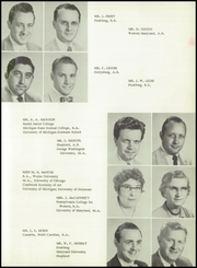 Page 13, 1956 Edition, Clear Spring High School - Trailblazer Yearbook (Clear Spring, MD) online yearbook collection