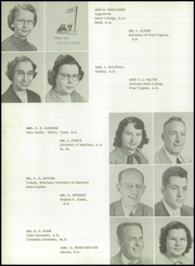 Page 14, 1956 Edition, Clear Spring High School - Trailblazer Yearbook (Clear Spring, MD) online yearbook collection