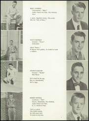 Page 17, 1956 Edition, Clear Spring High School - Trailblazer Yearbook (Clear Spring, MD) online yearbook collection
