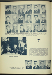 Page 12, 1954 Edition, Muliphen (AKA 61) - Naval Cruise Book online yearbook collection