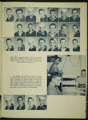 Page 13, 1954 Edition, Muliphen (AKA 61) - Naval Cruise Book online yearbook collection
