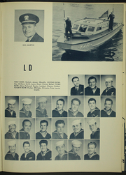 Page 15, 1954 Edition, Muliphen (AKA 61) - Naval Cruise Book online yearbook collection
