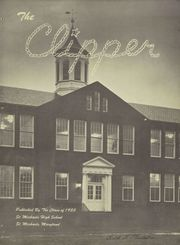Page 3, 1955 Edition, St Michaels High School - Clipper Yearbook (St Michaels, MD) online yearbook collection