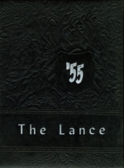 1955 Edition, Valley High School - Lance Yearbook (Lonaconing, MD)