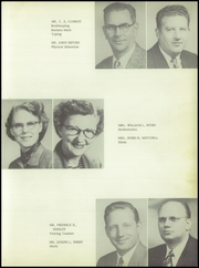 Page 13, 1955 Edition, Valley High School - Lance Yearbook (Lonaconing, MD) online yearbook collection