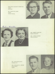 Page 15, 1955 Edition, Valley High School - Lance Yearbook (Lonaconing, MD) online yearbook collection