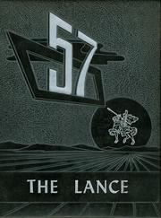 1957 Edition, Valley High School - Lance Yearbook (Lonaconing, MD)