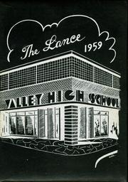 1959 Edition, Valley High School - Lance Yearbook (Lonaconing, MD)