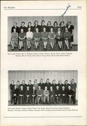 Page 15, 1942 Edition, Hagerstown High School - Heiskelite Yearbook (Hagerstown, MD) online yearbook collection
