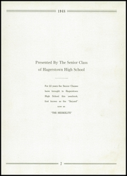 Page 11, 1948 Edition, Hagerstown High School - Heiskelite Yearbook (Hagerstown, MD) online yearbook collection