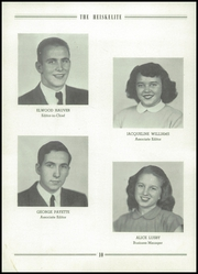 Page 14, 1948 Edition, Hagerstown High School - Heiskelite Yearbook (Hagerstown, MD) online yearbook collection