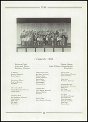 Page 15, 1948 Edition, Hagerstown High School - Heiskelite Yearbook (Hagerstown, MD) online yearbook collection