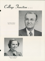 Page 11, 1950 Edition, Pittsburg State University - Kanza Yearbook (Pittsburg, KS) online yearbook collection