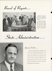 Page 16, 1950 Edition, Pittsburg State University - Kanza Yearbook (Pittsburg, KS) online yearbook collection