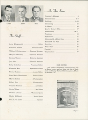 Page 7, 1950 Edition, Pittsburg State University - Kanza Yearbook (Pittsburg, KS) online yearbook collection