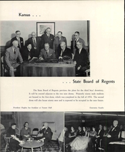 Page 12, 1955 Edition, Pittsburg State University - Kanza Yearbook (Pittsburg, KS) online yearbook collection