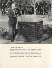 Page 13, 1955 Edition, Pittsburg State University - Kanza Yearbook (Pittsburg, KS) online yearbook collection